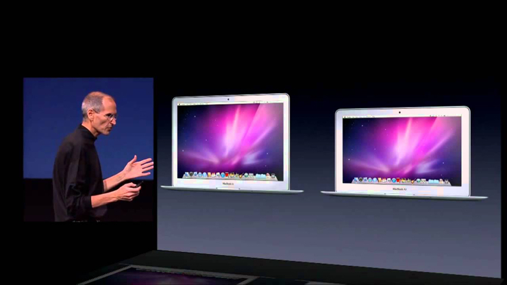 Apple Keynote 20101020