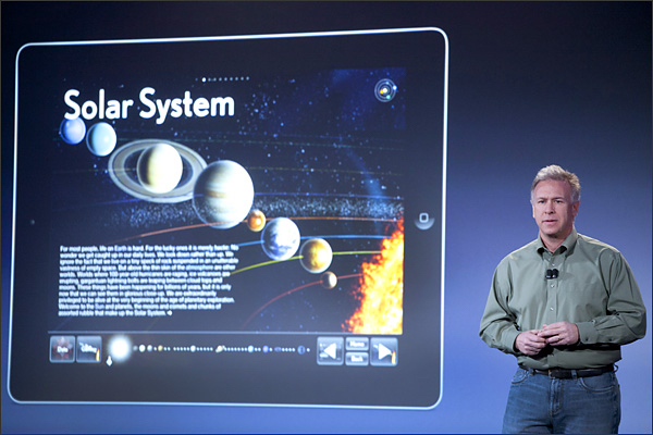Apple Keynote 20120119