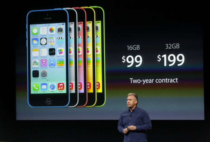 Apple Keynote 20130910