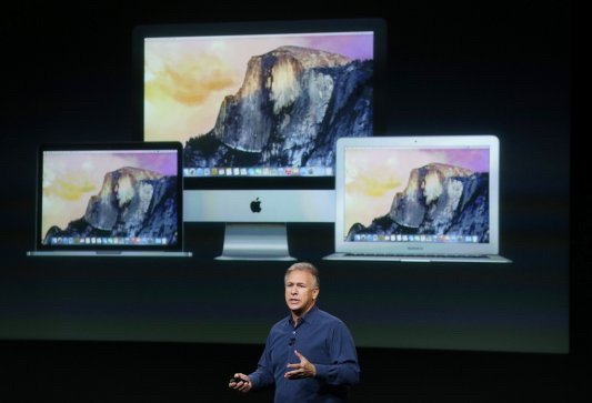 Apple Keynote 20141016