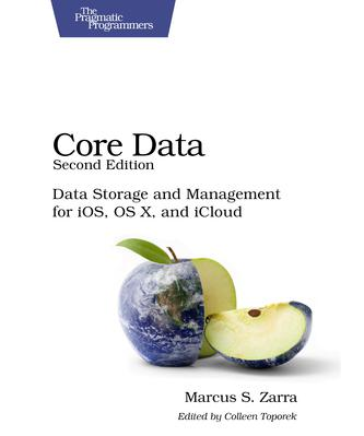 Book Core Data