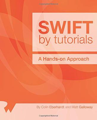 Book Swift By Tutorials