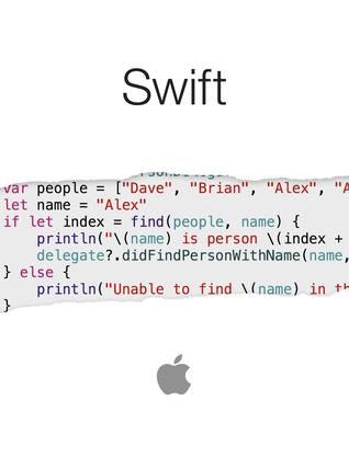 Book The Swift Programming Language