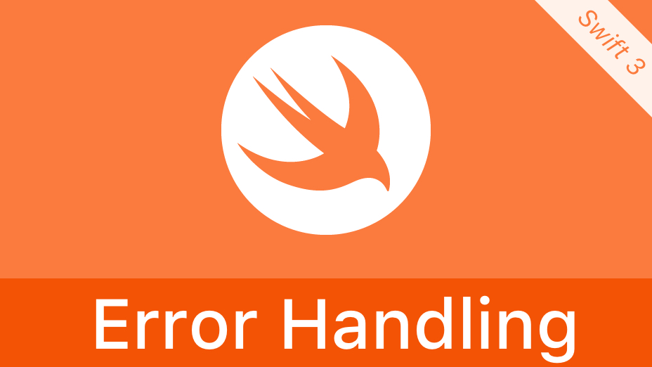 Swift Error Handling